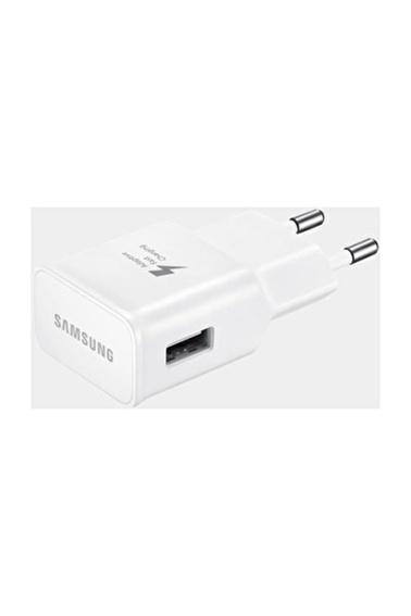 Samsung MicroUSB Hızlı Seyahat Şarjı Beyaz (TA20) Renkli